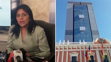 """Ministra López asegura que la """"Casa Grande del Pueblo"""" es una necesidad"""