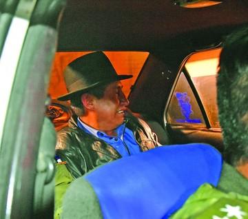 Imponen arraigo a un opositor que eludía juicio por violencia