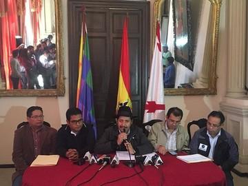Esteban Urquizu y Evo Morales se reunirán en La Paz