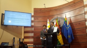 Senador Ortiz advierte de inseguridad energética en el país