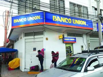 Revelan nuevo desfalco en estatal Banco Unión