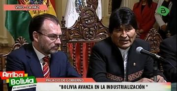 México libera importación de quinua y trabaja para eliminar visa a bolivianos