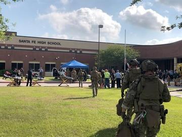 Tiroteo en escuela de Texas dejó diez fallecidos