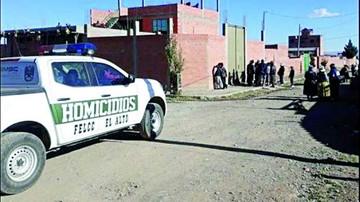 El Alto: Denuncian que ladrón mató a niño de 12 años