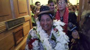 Sejas sustituye a Bazán en Oruro y promete gestión con apertura