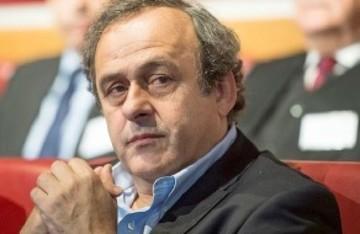 """Platini admite """"chanchullo"""""""