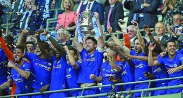 La Copa fue para Chelsea