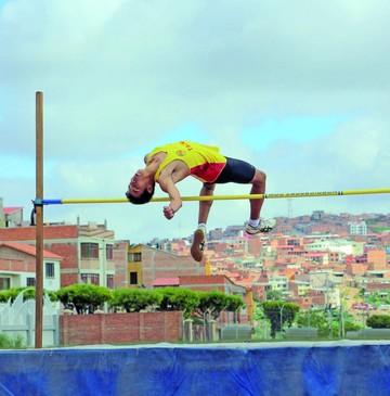 Salto a  los Juegos