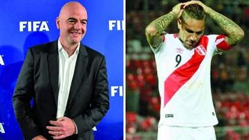 Guerrero se reunirá con el presidente de FIFA