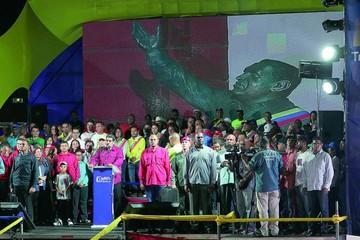Maduro es reelecto entre la abstención y denuncias