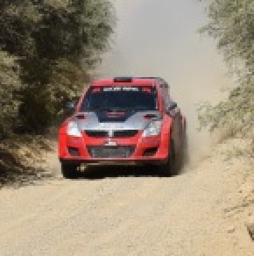 Rally implacable