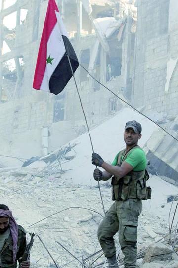 El Ejército sirio proclama derrota de los yihadistas