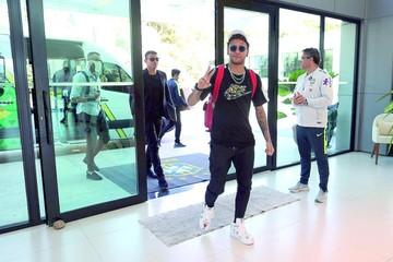 Brasil apunta a que Neymar retorne  la próxima semana