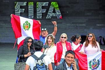 Perú se resigna  a quedarse sin  Paolo Guerrero