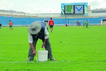El estadio Patria ingresará en etapa de mantenimiento
