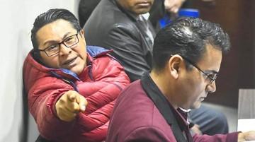 Cívico de Achacachi pide asilo tras salir de prisión