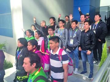 Bolivia, sin apoyo, espera inicio de Juegos