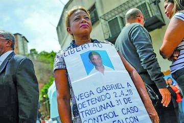 Venezuela: Opositores  presos piden su libertad