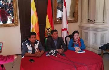Carro Show, La Razza, Jallp'a Bolivia y Canto Sur darán la serenata por el 25 de Mayo