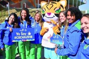 Cochabamba da la bienvenida a las delegaciones