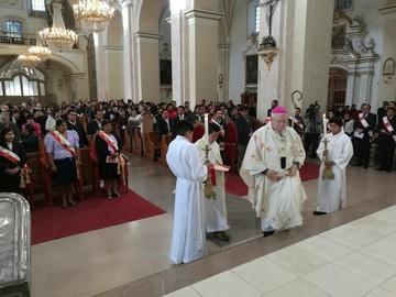 Iglesia pide reconciliación para buscar el progreso de Chuquisaca