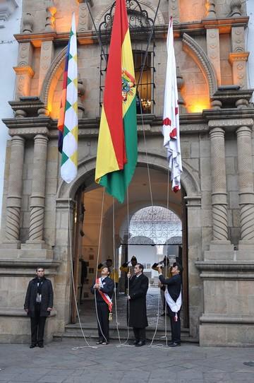 25 de Mayo: Se impuso la marcha de protesta en defensa de Incahuasi