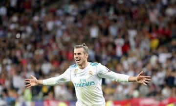 Bale conduce al Real Madrid a la Decimotercera Copa
