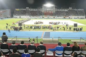 Más de 4.000 estudiantes darán el colorido a inauguración de Juegos Sudamericanos