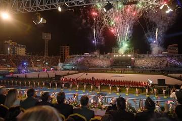 Inauguran los XI Juegos Suramericanos 2018