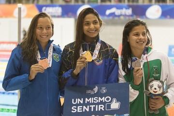 Karen Tórrez gana la primera medalla de plata para Bolivia