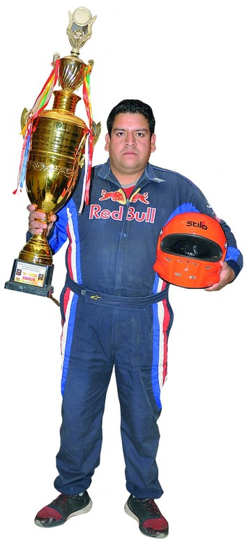 José Luis Pérez el campeón nacional de la gente