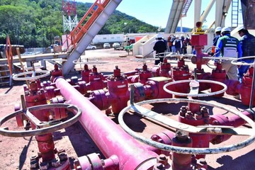 YPFB anuncia millonaria inversión en Chuquisaca