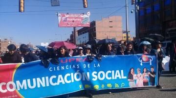 UPEA le da 24 horas al Gobierno para destituir al ministro Romero