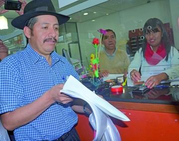 Incahuasi: Plantean agotar recursos legales en el país