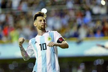 Argentina se da un festín