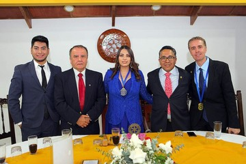 Aniversario de Rotary Club Chuquisaca
