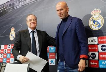 Zinedine Zidane decide dejar el Real Madrid
