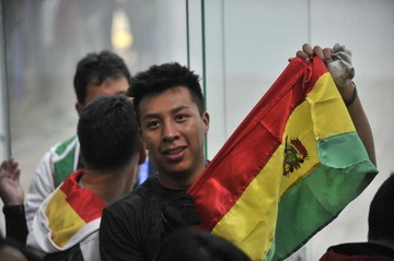Conrrado Moscoso, regalo de oro para Bolivia