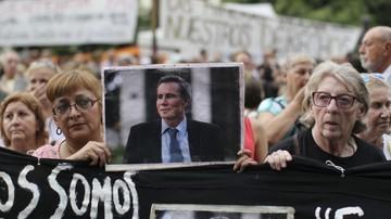 Justicia argentina confirma que la muerte de Nisman fue un homicidio