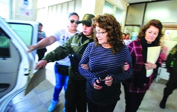 Hermana de Techo de Paja logra arresto domiciliario