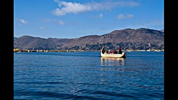 Buscan cuerpo de turista argentino caído en el Lago