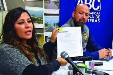 Fiscalía pide detención de ex presidenta de ABC