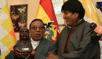Cardenal Ticona recomienda a Evo recibir a dirigentes de la UPEA