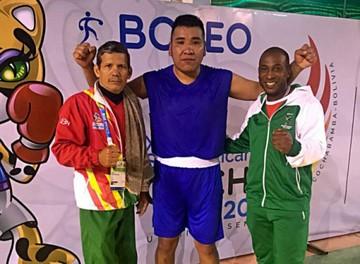 Ever Quisbert suma una presea de plata para Bolivia en boxeo