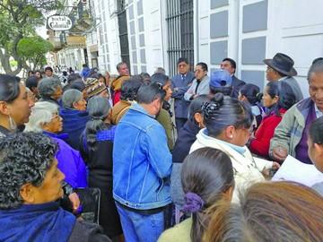 Coperativa San Francisco pide modificar ordenanza
