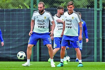 Argentina decide viajar a Rusia sin jugar otro amistoso