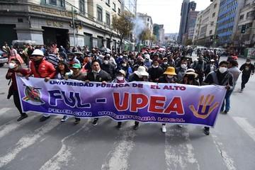 UPEA accede a dialogar con representantes del Legislativo