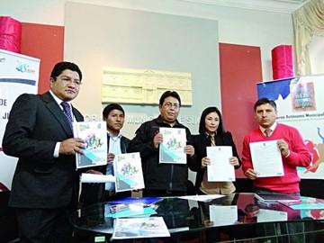 Jóvenes emprendedores accederán a guía y créditos