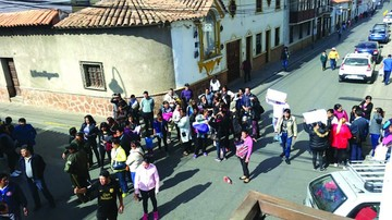 Tensión en el Don Bosco