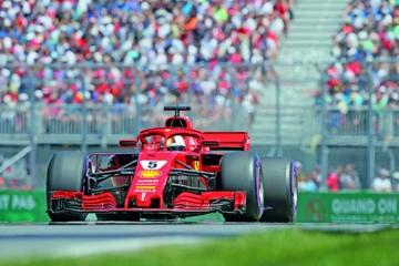 La hora de Vettel